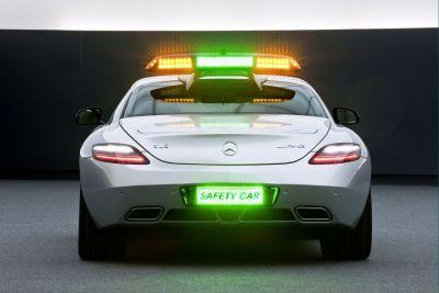 Mercedes-Benz SLS AMG Official F1 Safety Car 00