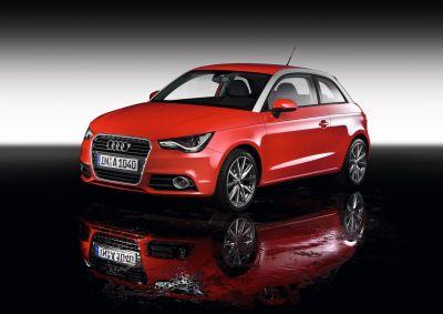 Nuova Audi A1 00