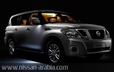 Nuova Nissan Patrol: le prime immagini ufficiali