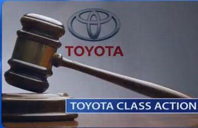 Toyota scattano le Class Action negli Stati Uniti e in Canada