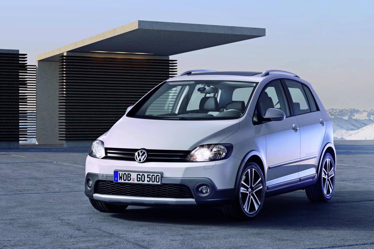 Ginevra 2010: nuova Volkswagen Cross Golf