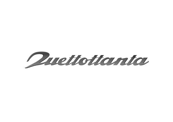 Tutte le immagini della 2uettottanta, concept car su base meccanica Alfa Romeo