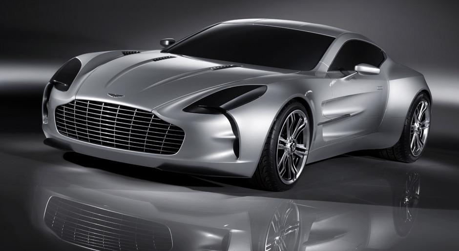 Aston Martin One-77: il video del test drive su pista