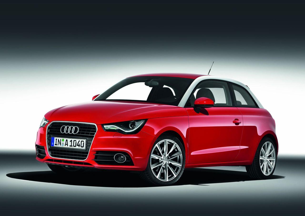 Audi A1: in Inghilterra si parte da £13,145.00 (listino completo)