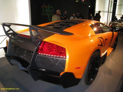 Automobili Lamborghini nel 2009 calo di fatturato di quasi 200 milioni di euro