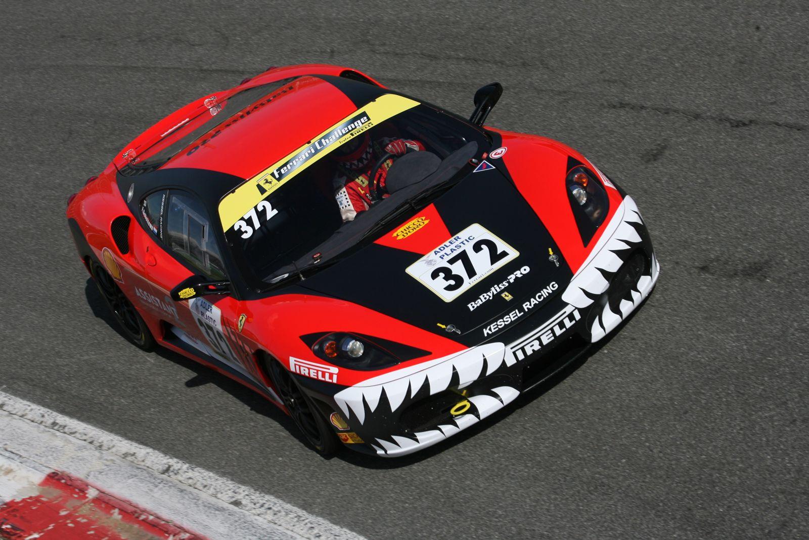 Ferrari Challenge Europa: due podi a Monza per Kessel Racing