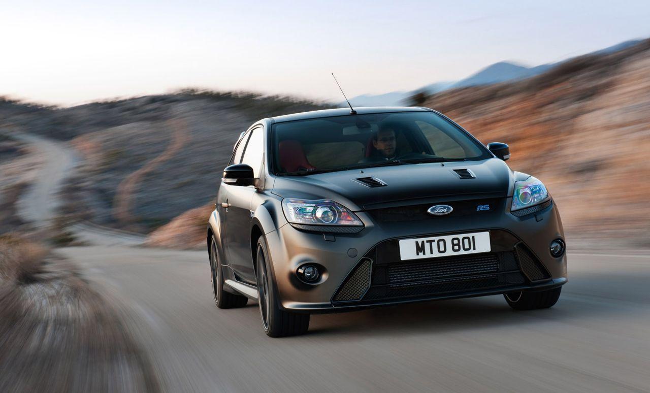 """Ford Focus RS500: """"canto del cigno"""" in versione decidamente racing del modello attuale"""