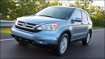 Honda CR-V Model Year 2010 prime immagini e caratteristiche 00