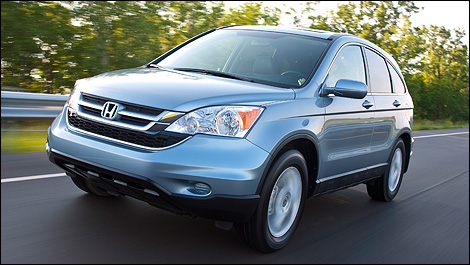 Honda CR-V 2010: nuovo motore diesel i-DTEC da 150 CV