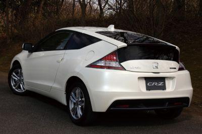 Honda CR-Z e CR-X un video per evidenziare i legami 00