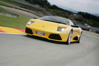 Lamborghini Murcielago LP640  Will it Drift