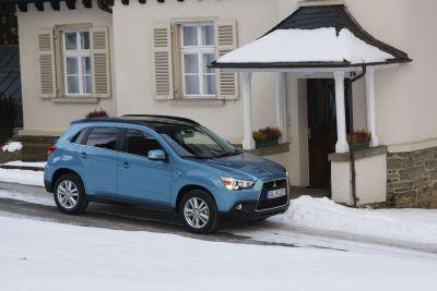 Mitsubishi ASX tutto sul nuovo crossover di piccole dimensioni  00