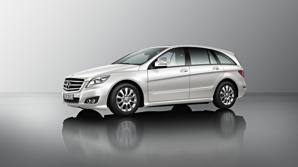 Nuova Mercedes Classe R, Luxury SUV per pochi