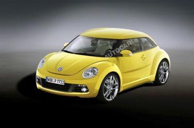 Nuova Volkswagen New Beetle in vendita da maggio 2011