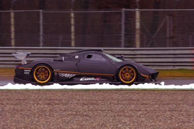 Pagani Zonda R  What more could you want (video)