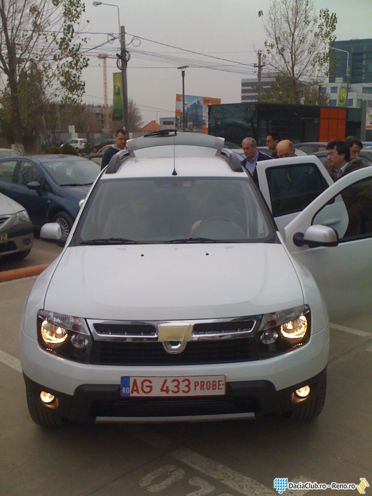 Per Dacia Duster, il SUV Low-Cost, si parte da 11.900 euro