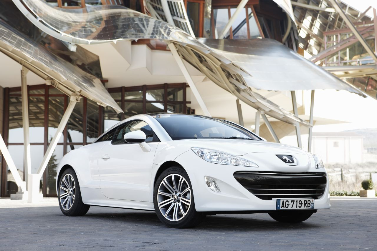 Peugeot RCZ: disponibile prima dell'estate 2010