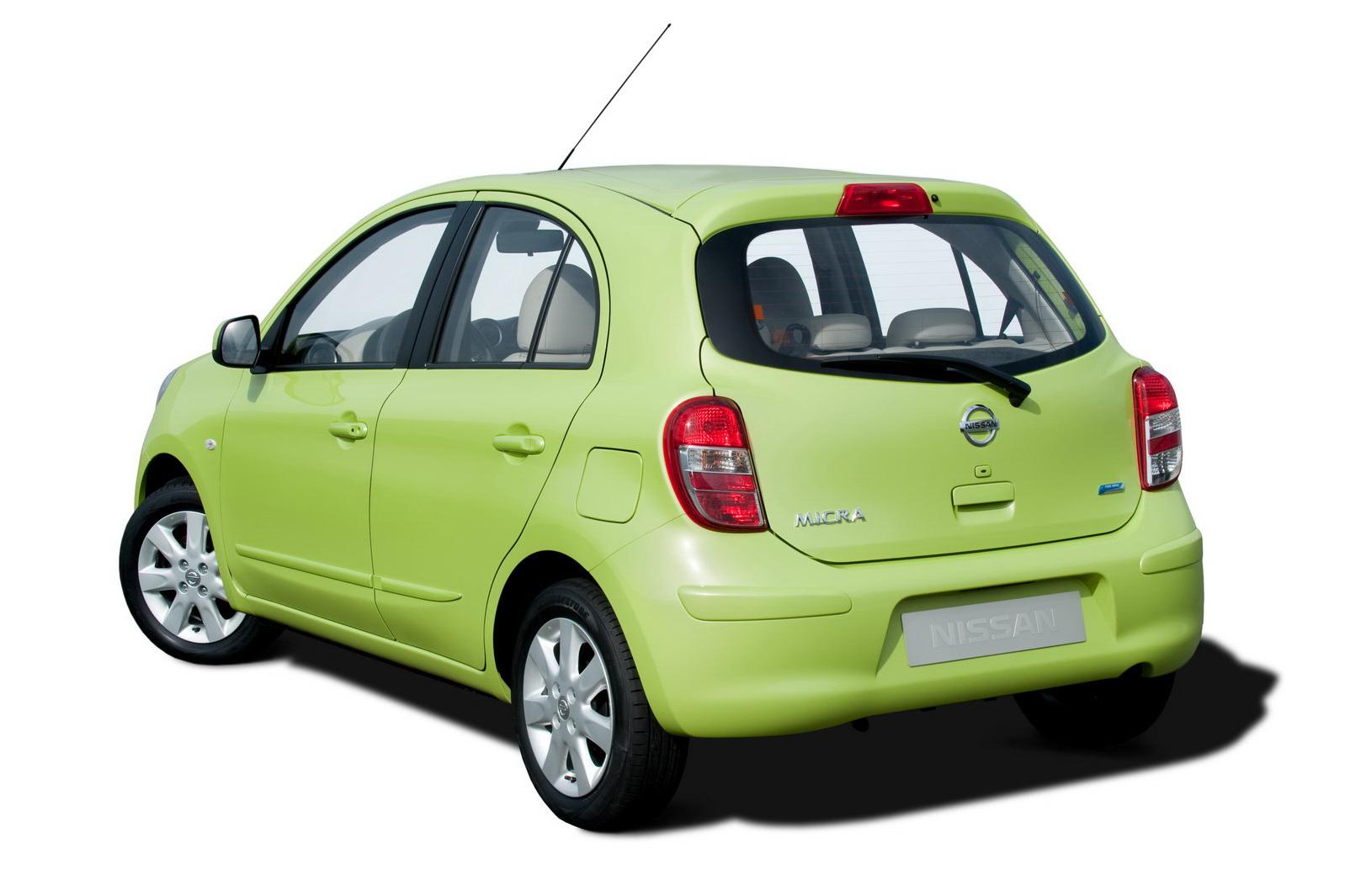 Ginevra 2010: tutte le immagini della nuova Nissan Micra