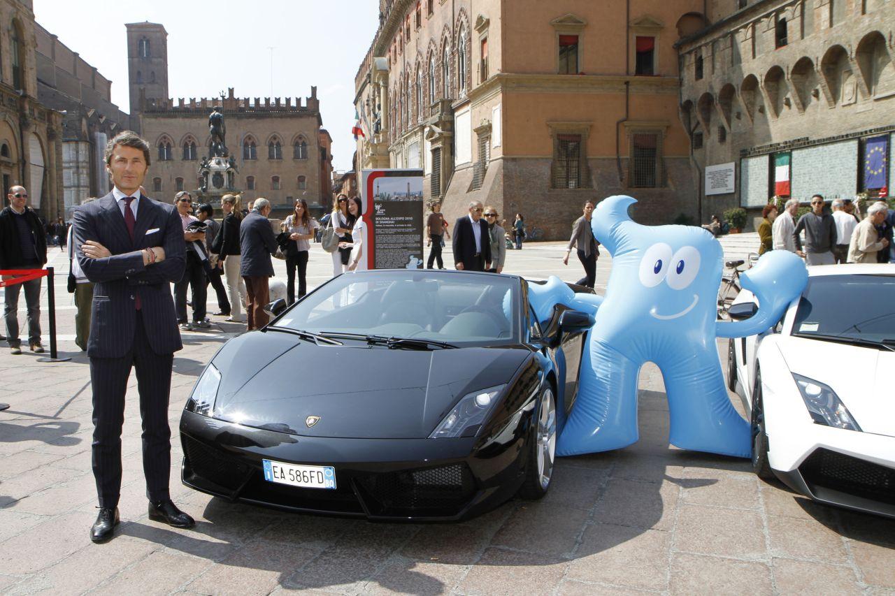 Expo Shanghai 2010: tra le attrazioni la nuova Lamborghini Gallardo LP 570-4 Superleggera