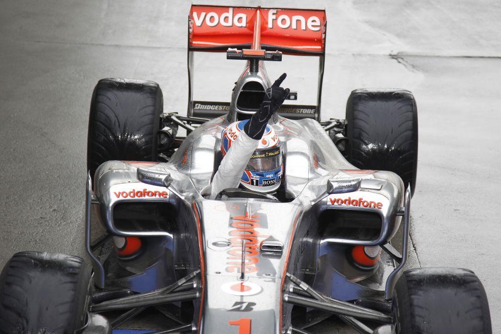 GP di Shanghai: bene McLaren, male Ferrari