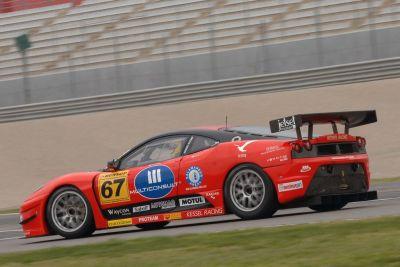 GT OPEN Kessel Racing pronta a combattere  al Ring con le sue Ferrari 430