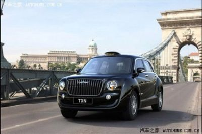 Geely  Englon TXN London Black Cab 00