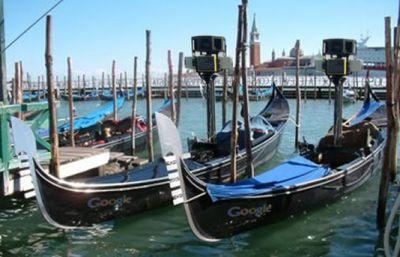 Google Street View Gondola il fascino di Venezia a portata di click