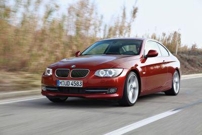 Nuova BMW Serie 3 Coupé 2010