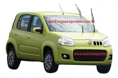 Nuova Fiat Uno 00