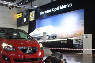 Nuova Opel Meriva si parte da 16.250 euro per il 1.4 benzina da 100 CV