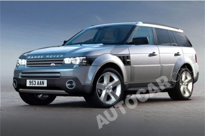 Nuova Range Rover 2012