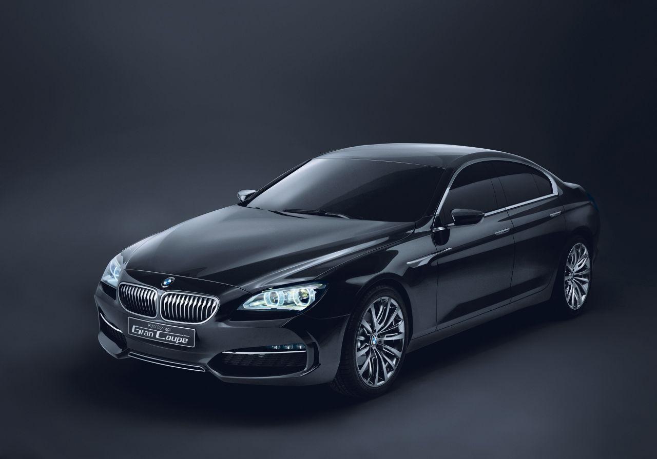 Pechino 2010: BMW Concept Gran Coupé