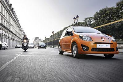 Renault Twingo MY2010 prezzi a partire da 10.400 € 00