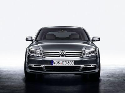 Salone di Pechino nuova Volkswagen Phaeton 00