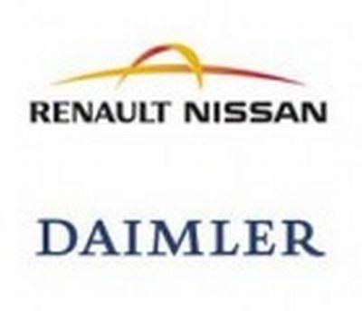 Storica alleanza tra Daimler AG e Renault-Nissan
