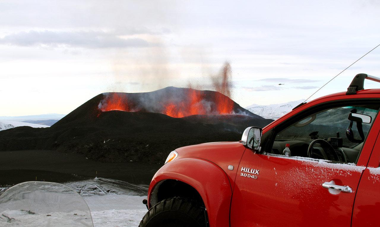 Vulcano Eyjafjallajökull: le considerazioni di Lotus e la sfida di Toyota