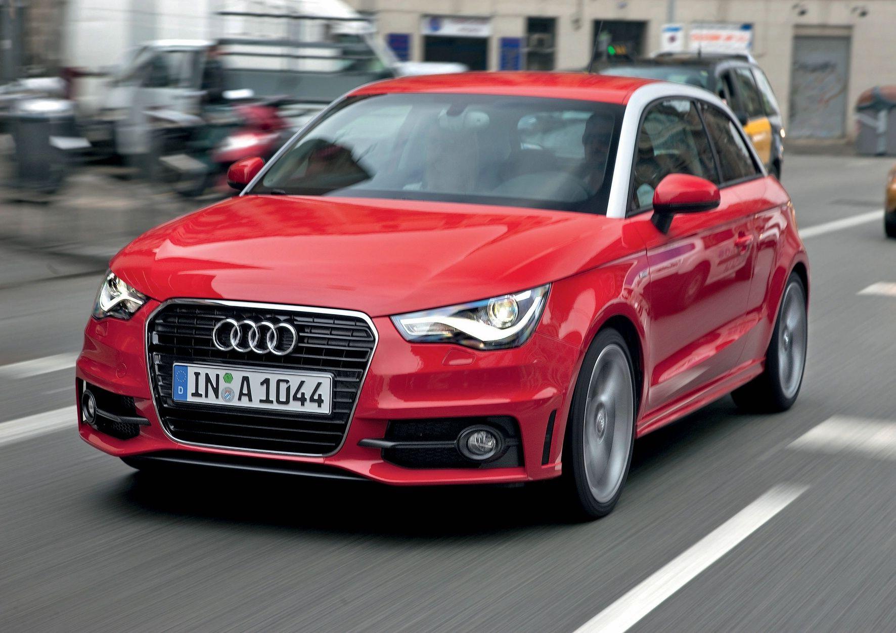 Ufficializzati i prezzi della Audi A1: si parte da 18.250 euro