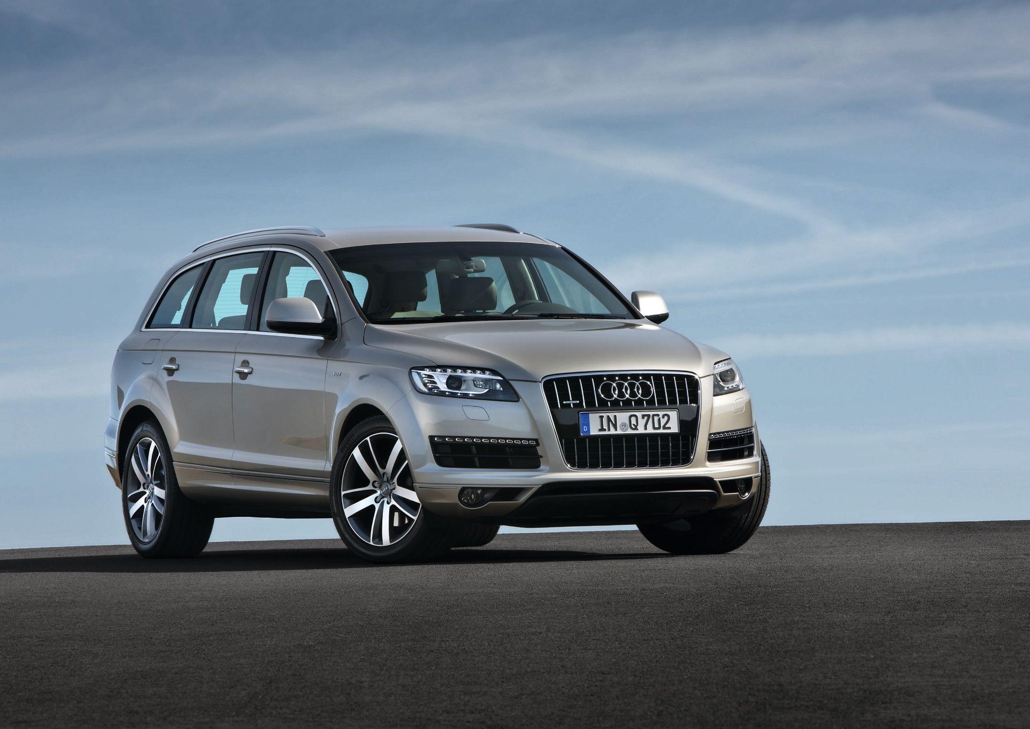 Audi Q7 Model Year 2011: disponibile anche 3.0 TDI clean diesel Euro 6