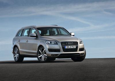 Audi Q7 Model Year 2011 disponibile anche 3.0 TDI clean diesel Euro 6