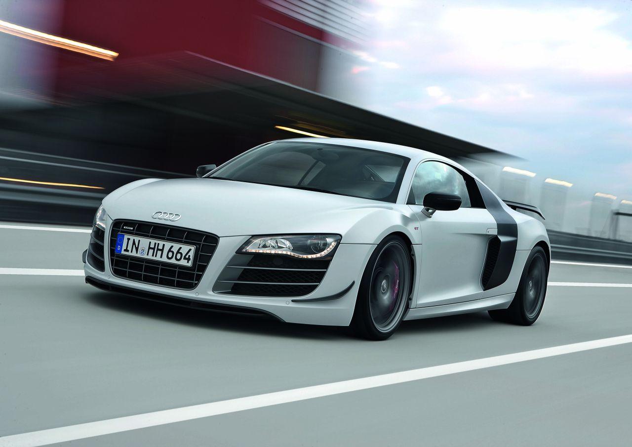 Audi R8 GT: tutte le immagini ufficiali