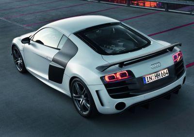 Audi R8 GT tutte le immagini ufficiali