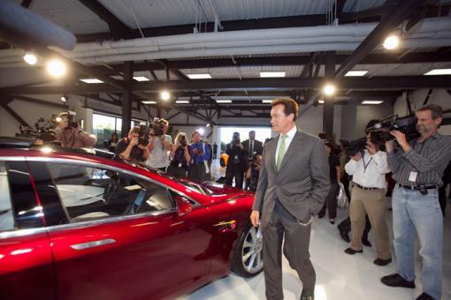 Auto elettriche (EVs): accordo tra Toyota Motor Corporation e Tesla Motors
