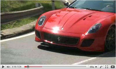 Ferrari 599 GTO: test drive by Autocar.co.uk
