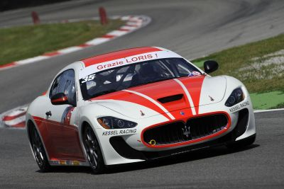 Kessel Racing gara d'esordio del Trofeo Maserati GranTurismo MC