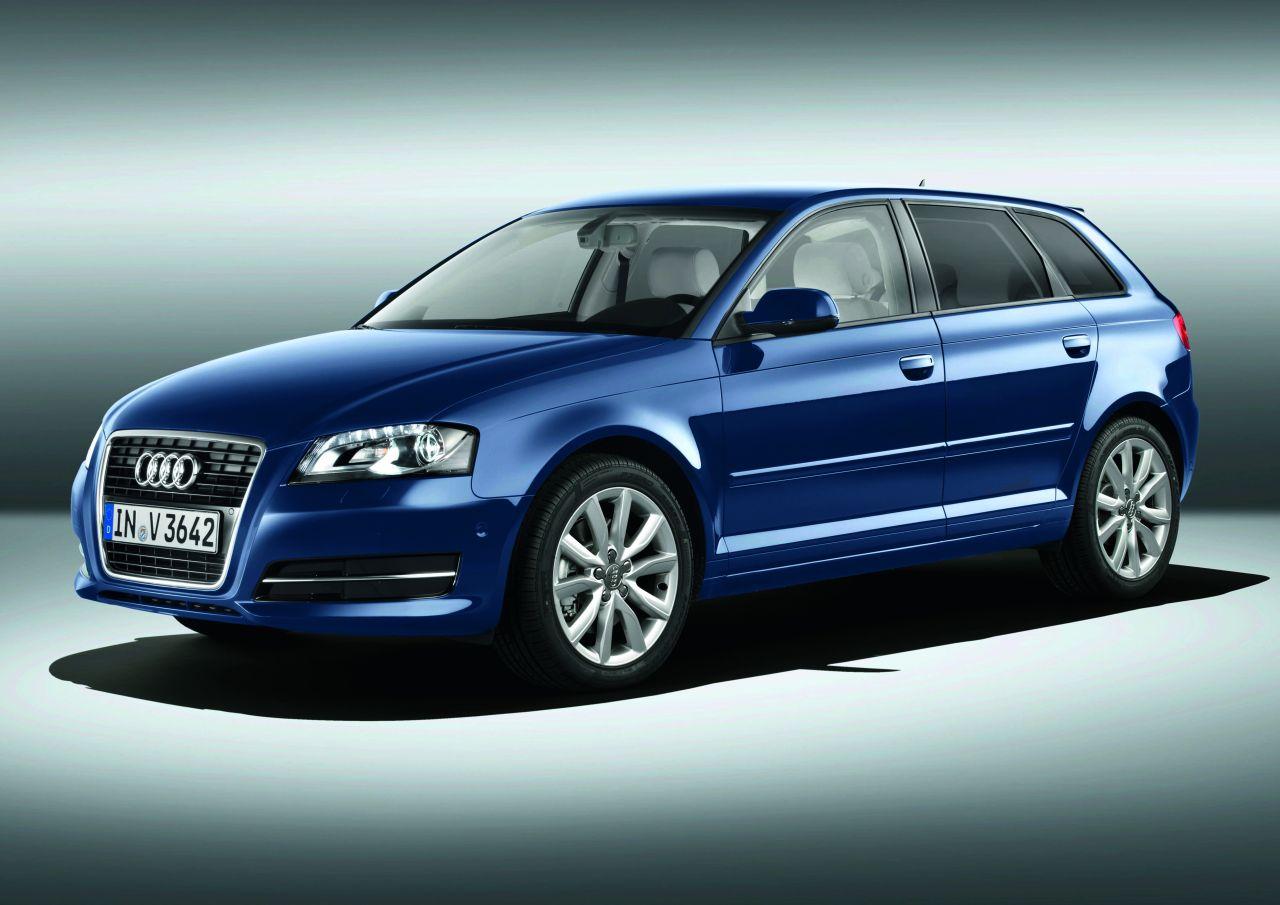 Nuova Audi A3 MY 2011: tra le principali novità il 1.2 TSI