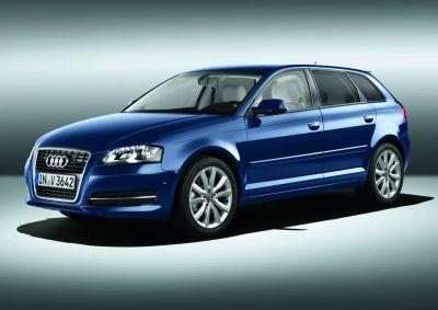 Nuova Audi A3 MY 2011