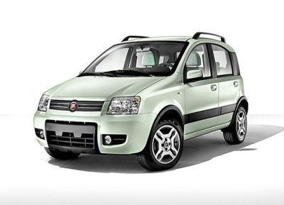 724 km con 30 Euro è la Fiat Panda Natural Power l'auto più conveniente secondo l'ADAC 01