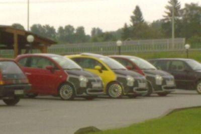 Fiat 500 in programma un lieve restyling