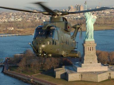 Finmeccanica e Boeing insieme per la costruzione dell'AW101, l'elicottero di Obama
