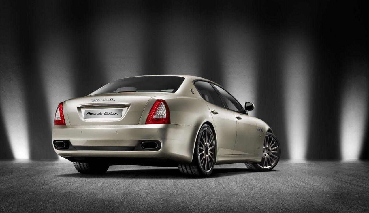 Maserati Quattroporte: primi dettagli della nuova generazione